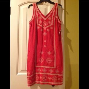 🆕SIGRID OLSEN EMBROIDERED DRESS (Sz 8 &12)